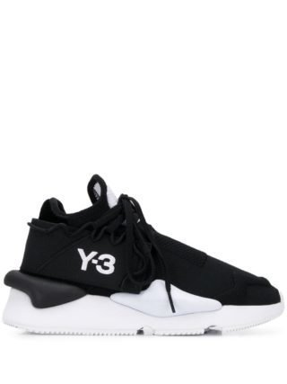 Y-3 Kaiwa sneakers - Zwart