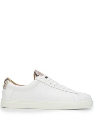 Zespa Sneakers met slang detail (wit)