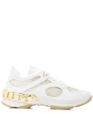 Casadei chunky sneakers (wit)
