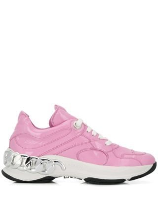 Casadei chunky sneakers (roze)