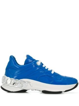 Casadei chunky sneakers (blauw)