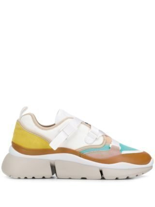 Chloé Low-top sneakers (wit)
