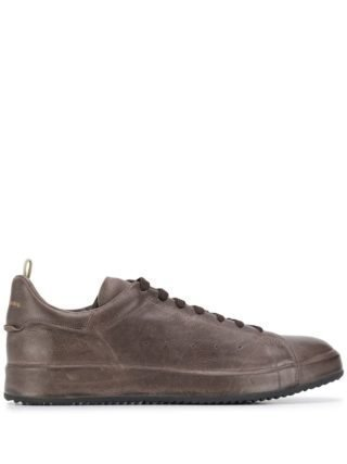 Officine Creative Ace sneakers (bruin)