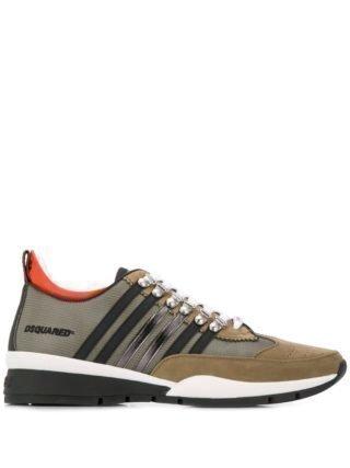 Dsquared2 251 sneakers (groen)