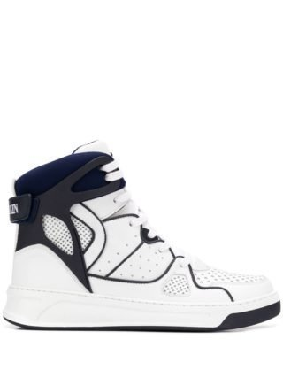 Balmain High-top sneakers (wit)