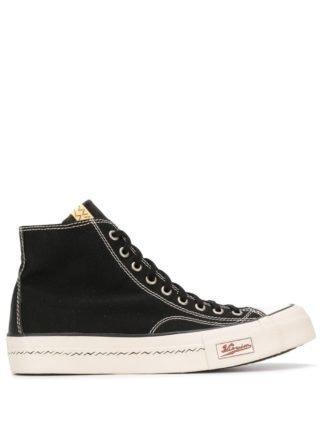 Visvim High-top sneakers (zwart)