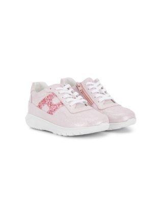 Emporio Armani Kids Interactive³ sneakers (roze)