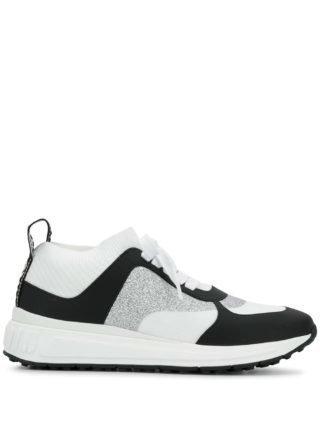 Miu Miu Leren sneakers (wit)