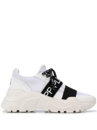 Philipp Plein Chunky sneakers (wit)