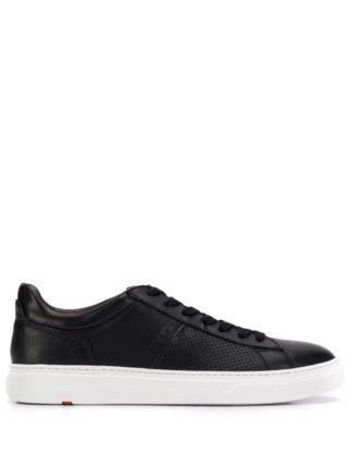 Lloyd Sneakers met veters (zwart)