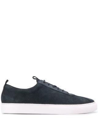 Grenson Low-top sneakers (blauw)