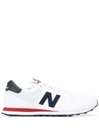 New Balance 500 low-top sneakers - Wit