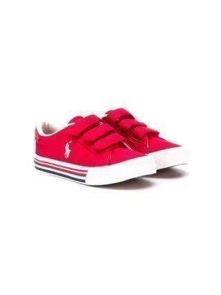 Ralph Lauren Kids Low-top sneakers (rood)