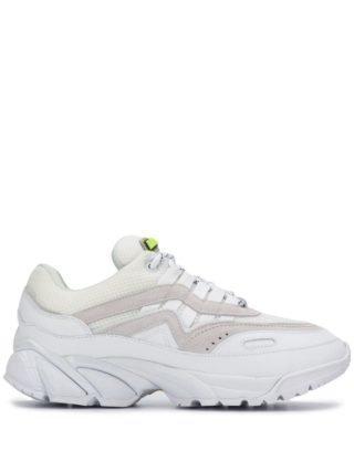 Axel Arigato Sneakers met contrasterend logo (wit)