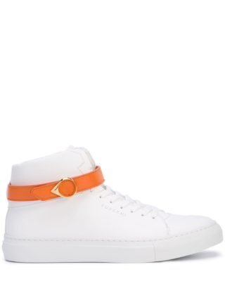 Buscemi High-top sneakers (wit)