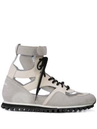 Comme Des Garçons Homme Plus x Spalwart sneakers (grijs)