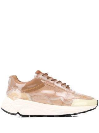 Buttero Vinci chunky sneakers (bruin)