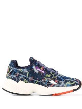 Adidas Falcon sneakers - Blauw