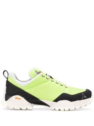Roa Oblique sneakers (groen)