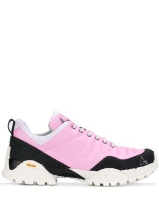Roa Oblique sneakers (roze)