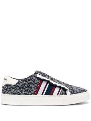 Tory Burch Low-top sneakers (blauw)