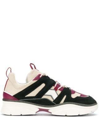 Isabel Marant Low-top sneakers (zwart)