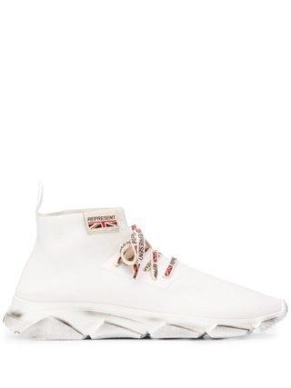 Represent Soksneakers (wit)
