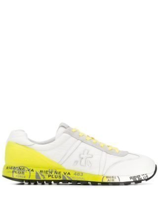 White Premiata Lucy sneakers (wit)