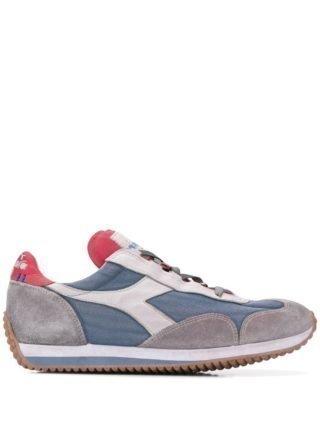 Diadora Equipe H Dirty SW sneakers - Blauw