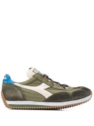 Diadora Equipe H Dirty SW sneakers - Groen