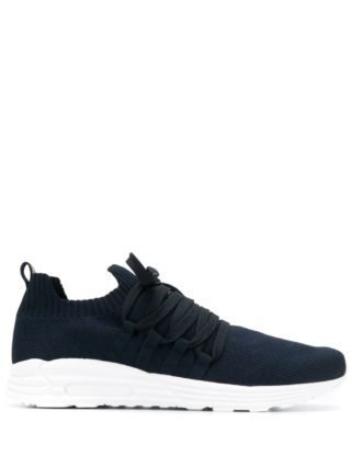 Ecoalf knitted sneakers (blauw)
