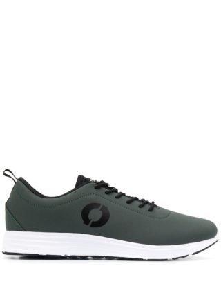 Ecoalf Sneakers met logo (groen)