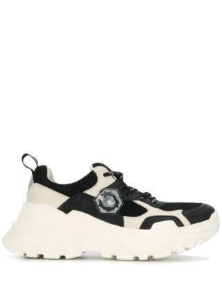 Moa Master Of Arts Futura sneakers (zwart)