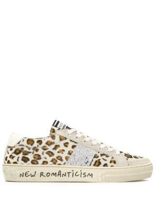 Moa Master Of Arts Sneakers met luipaarddessin (Overige kleuren)