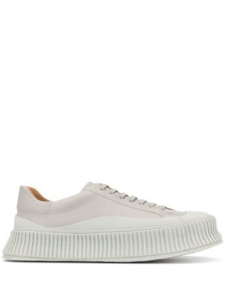 Jil Sander flatform sneakers (grijs)