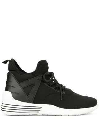 Kendall+Kylie KK Daring high-top sneakers (zwart)