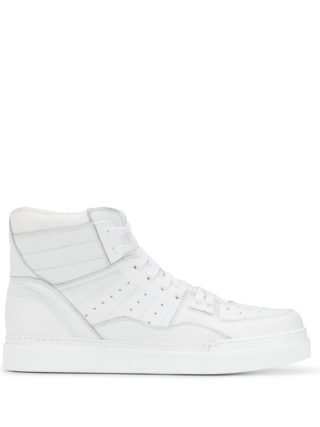 Balmain Kyle high-top sneakers (wit)