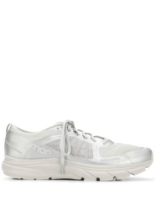 Satisfy Sneakers met mesh (grijs)