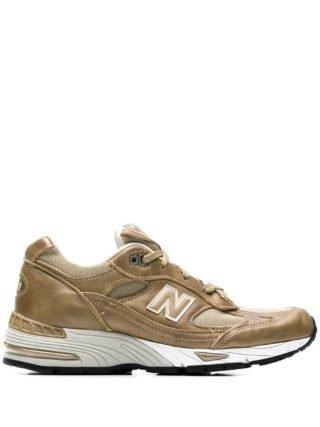 New Balance W991 sneakers - Nude