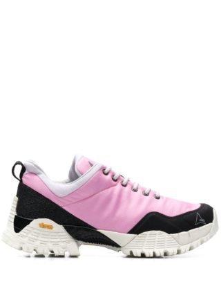 Roa chunky sole sneakers (roze)