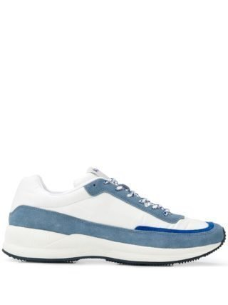 A.P.C. Tweekleurige sneakers (wit)