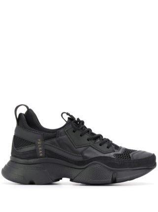 Bruno Bordese Sneakers met plateauzool (zwart)