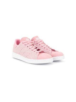 Adidas Kids TEEN Stan Smith sneakers (roze)