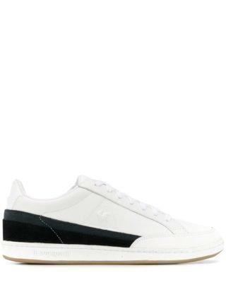 Le Coq Sportif Sneakers met applicatie (wit)