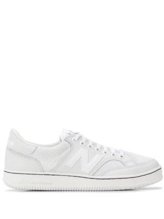 Junya Watanabe Sneakers met logo (wit)