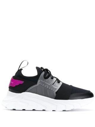 John Richmond logo sneakers (zwart)