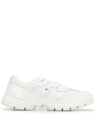 Neil Barrett Bolt 01 sneakers (wit)