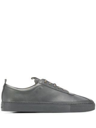 Grenson Classic low-top sneakers (grijs)