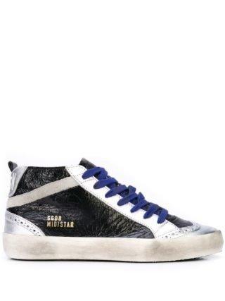 Golden Goose Deluxe Brand skate sneakers - Zwart