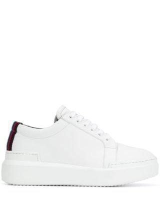 Sonia Rykiel Sneakers met plateauzool (wit)